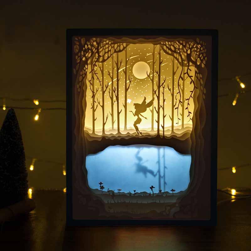 Make The Cut >> Papercut Light Boxes Blog - Free Papercut Light Boxes ...