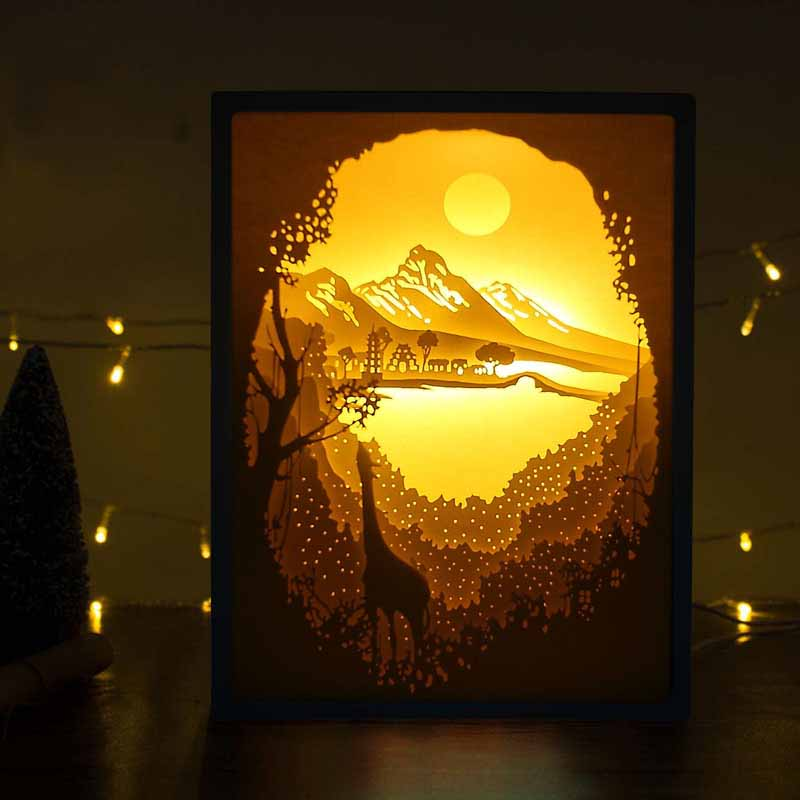papercut light boxes blog